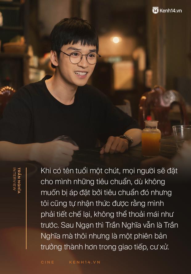 Trần Nghĩa: Sau Mắt Biếc, tôi trưởng thành hơn nhưng vẫn là chàng trai nghèo nhất showbiz Việt đấy! - Ảnh 12.