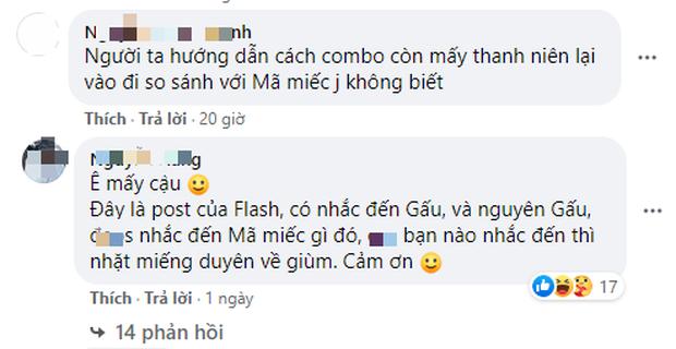 Hít hà drama: Admin fanpage Team Flash cà khịa streamer Anh Mã khiến cộng đồng Liên Quân dậy sóng! - Ảnh 6.