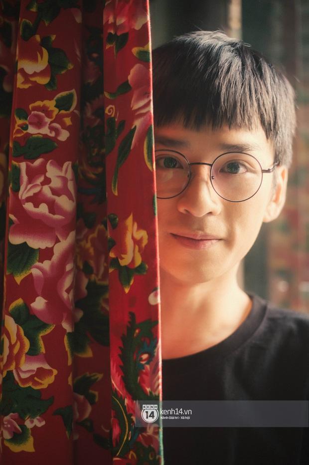 Trần Nghĩa: Sau Mắt Biếc, tôi trưởng thành hơn nhưng vẫn là chàng trai nghèo nhất showbiz Việt đấy! - Ảnh 2.