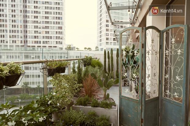 Căn hộ Châu Bùi tậu năm 22 tuổi: Nằm giữa khu trung tâm đắt đỏ, ban công siêu rộng và nội thất chỉ 200 triệu nhưng nhìn phát mê luôn - Ảnh 5.