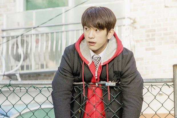 Crush học đường Jinyoung của Khi Tình Yêu Nở Rộ: Từ bản nhí Lee Min Ho nay đã thành nam thần triển vọng được công nhận - Ảnh 21.