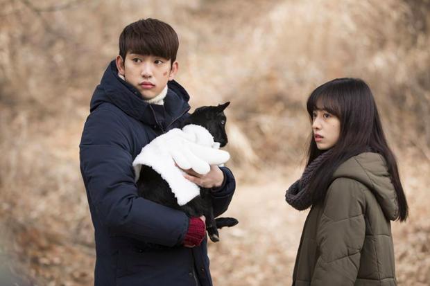 Crush học đường Jinyoung của Khi Tình Yêu Nở Rộ: Từ bản nhí Lee Min Ho nay đã thành nam thần triển vọng được công nhận - Ảnh 16.