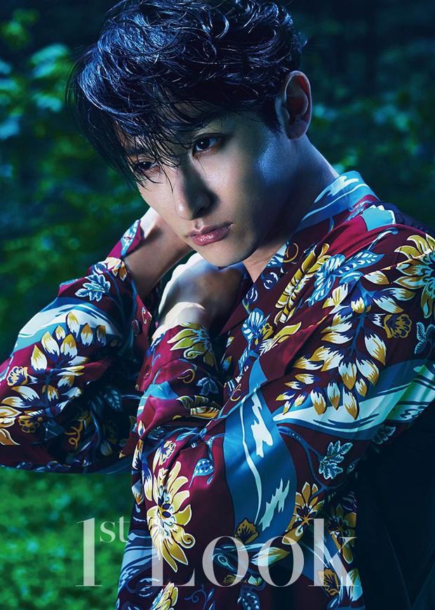 Bức ảnh gây bão MXH: 3 chân dài cực phẩm Park Bo Gum, Park Seo Joon, Lee Soo Hyuk biến sao nam thành nấm lùn lọt thỏm - Ảnh 15.