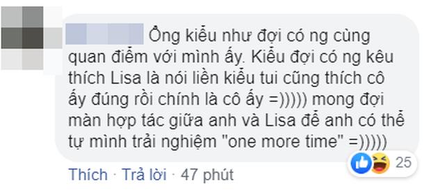 """Nam thần Cbiz thổ lộ thích Lisa nhưng không dám nhảy cùng vì """"không xứng"""", trình độ nhảy nhót ra sao mà khiêm tốn trước Lạp lão sư thế? - Ảnh 5."""