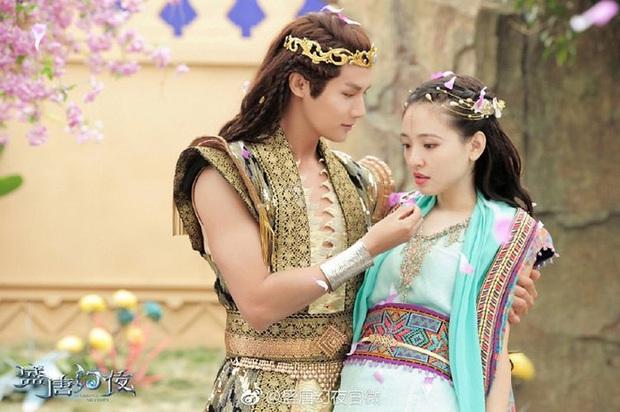 VTV tạm dừng phát sóng phim Trung Quốc tự ý sử dụng Nhã nhạc cung đình Huế - Ảnh 1.