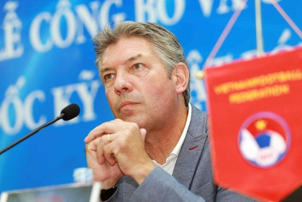 VFF - Giám đốc kỹ thuật Jürgen Gede sẽ kết thúc hợp đồng với LĐBĐVN vào tháng 6/2020 - Ảnh 1.