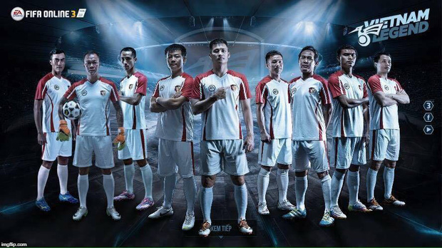 FIFA Online 4: Thái Lan ra mắt thẻ huyền thoại ĐTQG, nhưng các huyền thoại Việt thì chưa thấy đâu! - Ảnh 5.