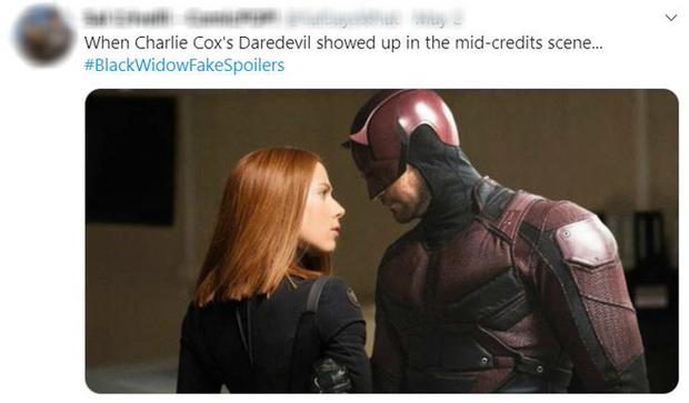 Cạn lời với những thánh chém spoil Black Widow: Goá phụ đen có bầu Tom Holland, Tony Stark đội mồ sống lại? - Ảnh 3.