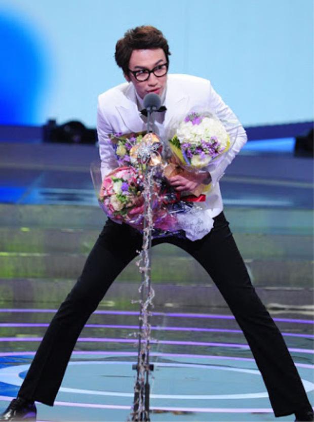 Hội người khổng lồ trên màn ảnh xứ Hàn: Quân Vương Bất Diệt Lee Min Ho cao đấy nhưng vẫn chỉ đứng thứ 8 thôi! - Ảnh 5.