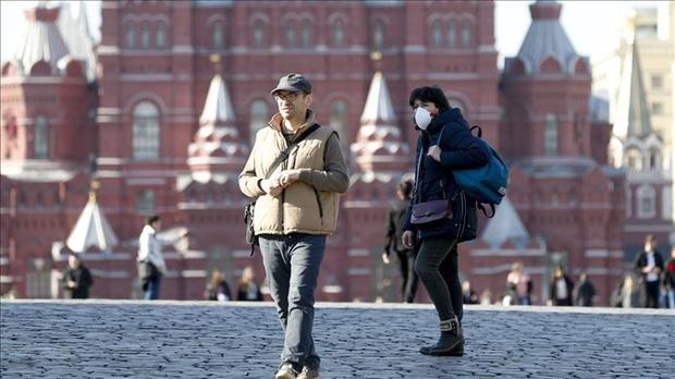 Nga trở thành điểm nóng mới của dịch Covid-19, số ca mắc cao thứ 7 thế giới - Ảnh 1.