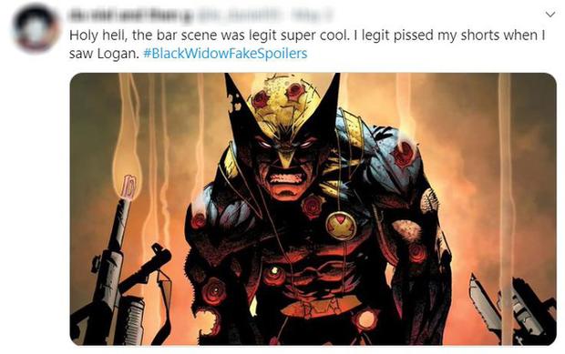 Cạn lời với những thánh chém spoil Black Widow: Goá phụ đen có bầu Tom Holland, Tony Stark đội mồ sống lại? - Ảnh 17.