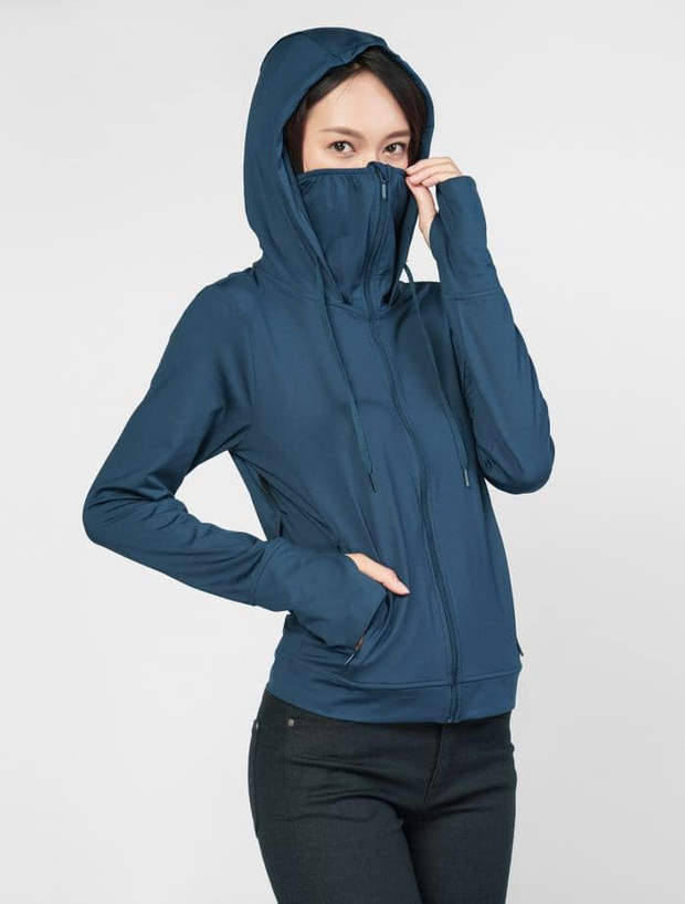 6 brand áo chống nắng được tin dùng nhất tại Việt Nam: Giá từ 400k, chất liệu mát mẻ và chống nắng hiệu quả nên rất đáng đầu tư - Ảnh 4.
