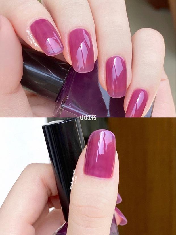 12 màu nail xinh xắn lại tôn da, rất phù hợp để chị em làm đỏm cho đôi tay mùa Hè - Ảnh 5.