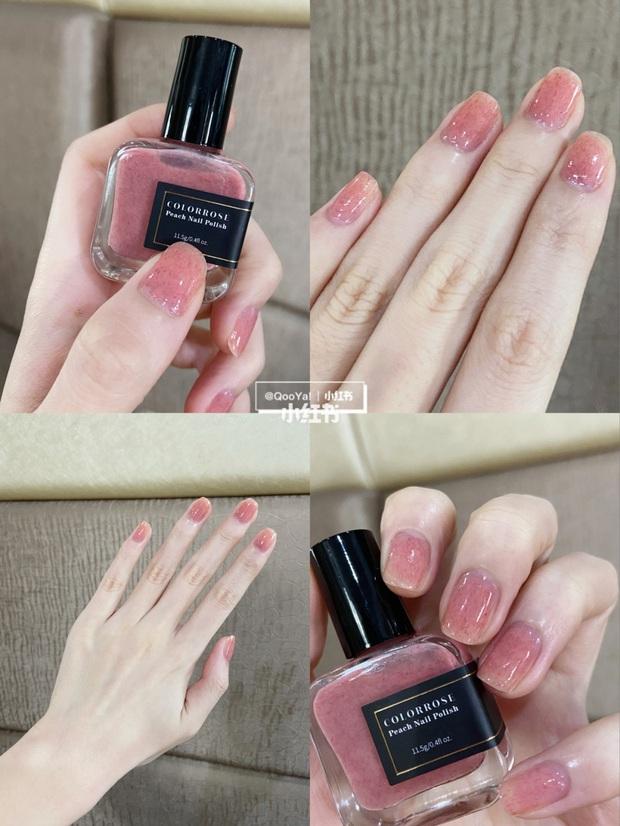 12 màu nail xinh xắn lại tôn da, rất phù hợp để chị em làm đỏm cho đôi tay mùa Hè - Ảnh 9.