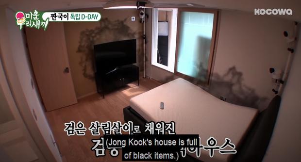 Ai mà to gan dám biến ngôi nhà toàn màu đen của Kim Jong Kook trở nên... hường phấn thế này? - Ảnh 3.