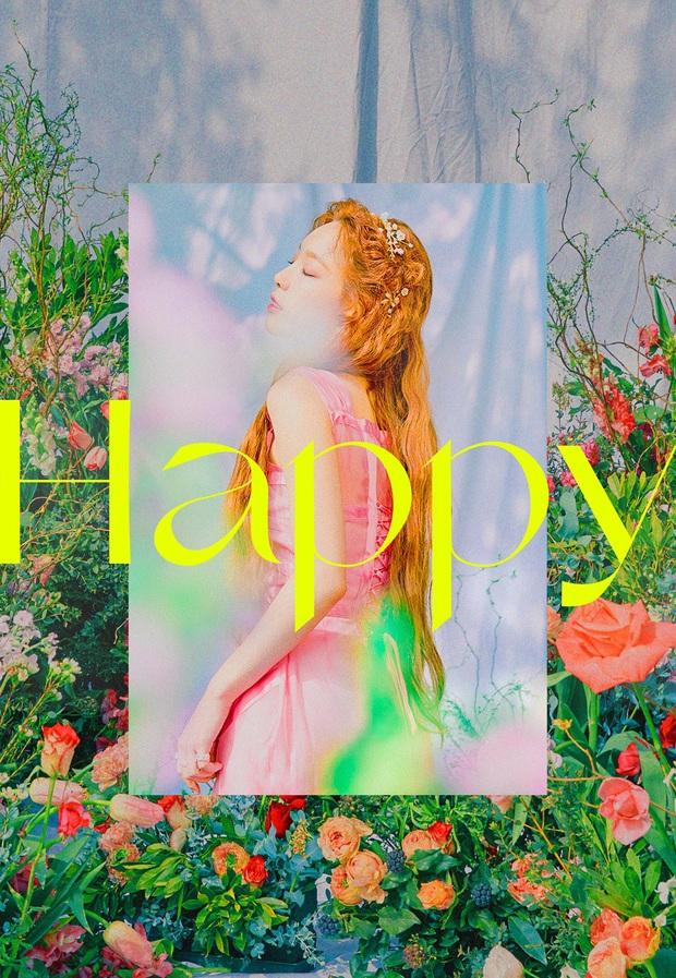 Happy - Bản hit mùa hè hạnh phúc thêm sức nặng cho discography của Taeyeon - Ảnh 3.
