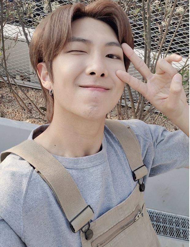 Netizen chọn leader tệ nhất Kpop, RM (BTS) bỗng bị 1 ARMY làm hẳn bài tố cáo dài với 900 vote và cái kết ngỡ ngàng - Ảnh 2.