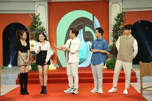 Sara Lưu giành 20 triệu đồng nhờ bị ghẹo chuyện vợ chồng với Dương Khắc Linh - Ảnh 1.