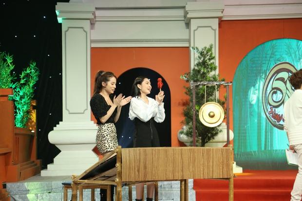 Sara Lưu giành 20 triệu đồng nhờ bị ghẹo chuyện vợ chồng với Dương Khắc Linh - Ảnh 2.