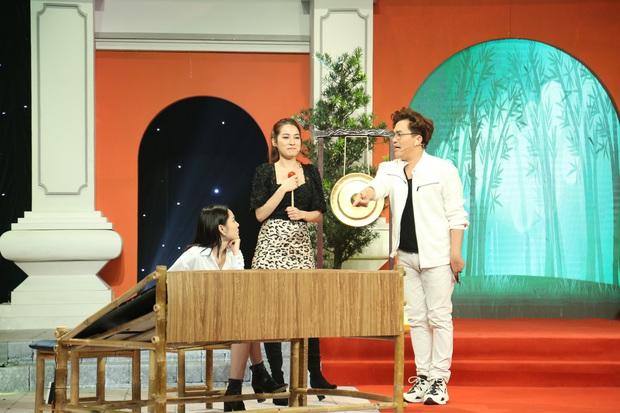 Sara Lưu giành 20 triệu đồng nhờ bị ghẹo chuyện vợ chồng với Dương Khắc Linh - Ảnh 3.