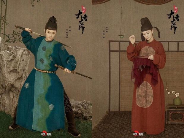 BXH 10 phim Hoa ngữ được lót dép hóng nhiều nhất hiện nay: Điểm sơ sơ toàn siêu phẩm của các nam thần - Ảnh 10.