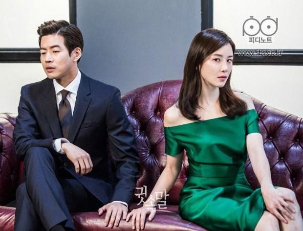 Lee Bo Young: Mỹ nhân nói không với vai bánh bèo, chồng con đề huề vẫn đẳng cấp cả tài lẫn sắc - Ảnh 15.