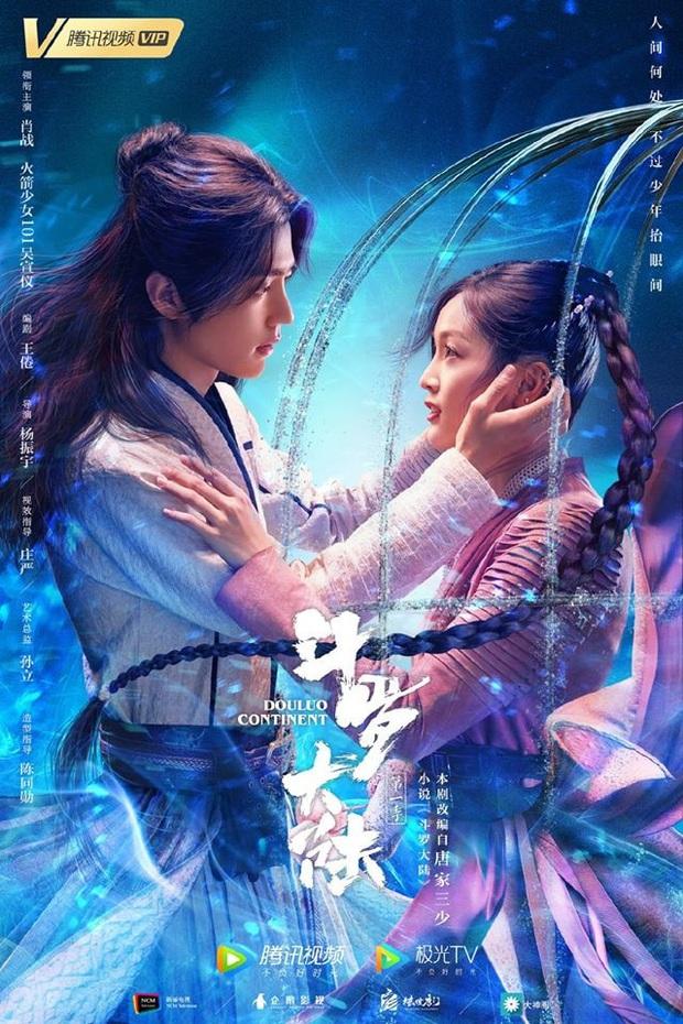 BXH 10 phim Hoa ngữ được lót dép hóng nhiều nhất hiện nay: Điểm sơ sơ toàn siêu phẩm của các nam thần - Ảnh 2.