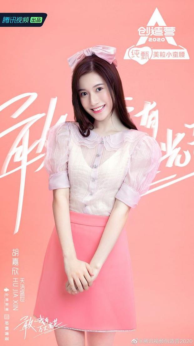 Mỹ nhân Sáng tạo doanh sở hữu nét đẹp như diễn viên TVB: Góc nghiêng thần thánh hao hao Angela Baby, Lưu Diệc Phi... - Ảnh 5.