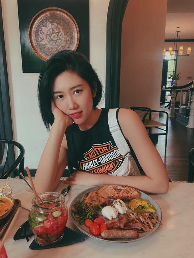 Chỉ 1 câu nói, Lan Ngọc vô tình tiết lộ Thuý Ngân đang bí mật hẹn hò và đi ăn riêng với Trương Thế Vinh? - Ảnh 2.