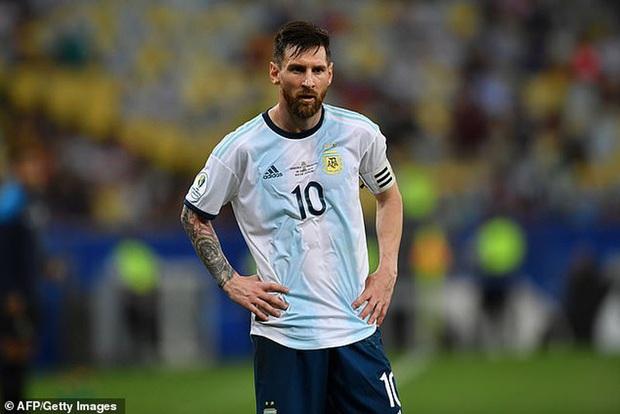 5 tin đồn sai trái về Messi - Ảnh 2.