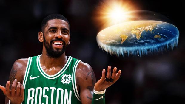 Siêu sao bóng rổ làm náo loạn giới khoa học với tuyên bố chấn động: Trái đất không hề tròn, nó phẳng như cái bánh pizza - Ảnh 1.