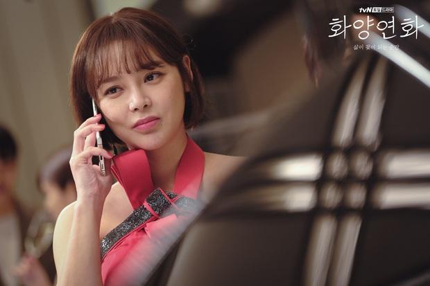 Chị đại Lee Bo Young đối đầu hoa hậu xài chất cấm ở Khi Tình Yêu Nở Rộ, dân tình xin chuẩn bị mà xem các màn đánh ghen khét lẹt  - Ảnh 3.