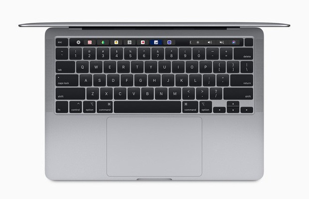 New MacBook Pro 13 launched: New generation keyboard, 10 generation chip, price unchanged - Photo 2.