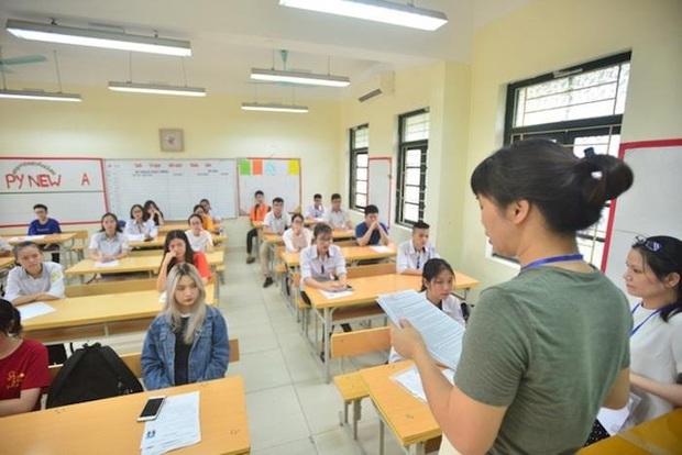 Các địa phương giảm môn thi vào lớp 10 THPT  - Ảnh 1.