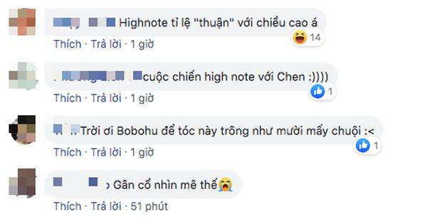 Baekhyun (EXO) livestream hát hết mình cho fan nghe nhưng nhận về toàn lời cà khịa: High-note đúng là tỷ lệ ngược với... chiều cao! - Ảnh 4.