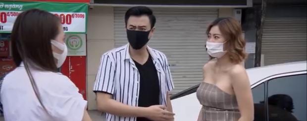 Ghen lộn ruột vì chồng qua lại với tiểu tam, Thu Quỳnh xách va li về nhà bố đẻ ở preview Những Ngày Không Quên tập 23 - Ảnh 1.