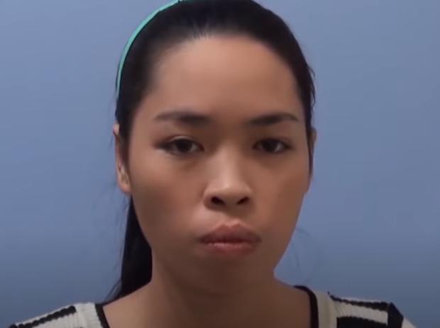 Nữ chính Người ấy là ai mùa 3: Từng thẩm mỹ cắt xương hàm, chỉnh hô, làm phục vụ bưng bê - Ảnh 4.