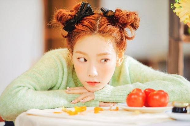 Happy - Bản hit mùa hè hạnh phúc thêm sức nặng cho discography của Taeyeon - Ảnh 5.