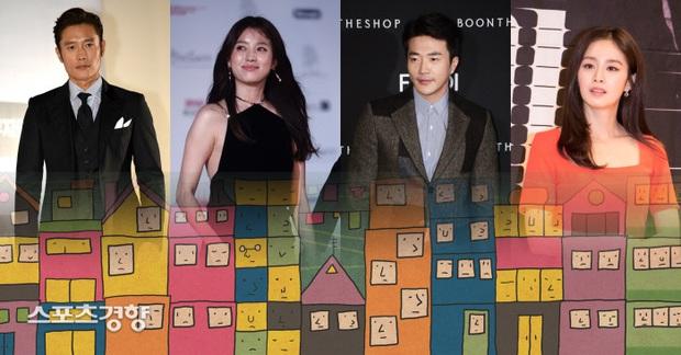 NÓNG: Kim Tae Hee, Lee Byung Hun, Han Hyo Joo, Kwon Sang Woo bị nghi trốn thuế, dàn đại gia Kbiz bị bóc trần thủ đoạn trá hình? - Ảnh 2.