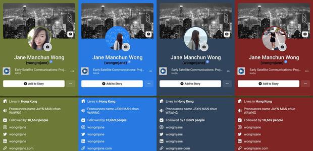 Facebook sắp có cả giao diện ngũ sắc đủ màu tùy thích, không còn xanh trắng đơn điệu? - Ảnh 1.