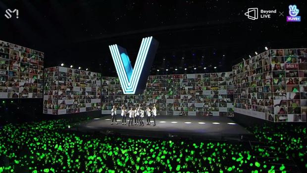 Concert online đầy cảm xúc của WayV: Lucas bật khóc vì fan, loạt sân khấu chất lượng cao cùng với màn xuất hiện bất ngờ của Shindong (Suju) - Ảnh 16.
