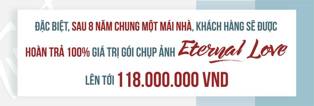 Shock: Dịch vụ chụp ảnh cưới tại Việt Nam hoàn tiền 100% gói chụp với trị giá lên tới 118 triệu đồng - Ảnh 5.