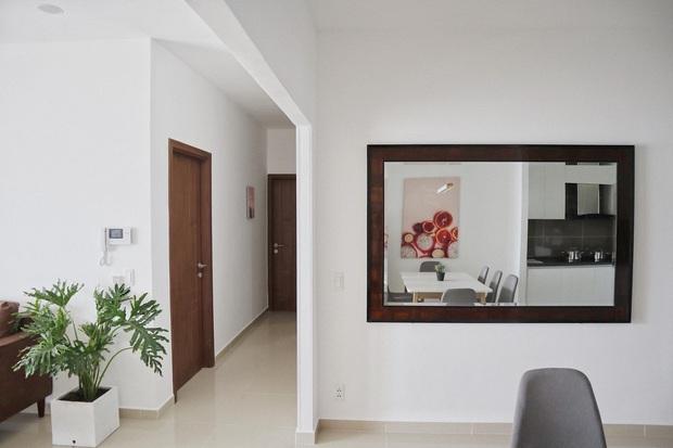 Giám đốc trẻ tậu chung cư vẫn về ở với bố mẹ trong phòng chỉ 20m2: Nhà nào cũng xịn, tất cả nhờ biết hết chiêu mua nội thất rẻ nửa giá - Ảnh 3.