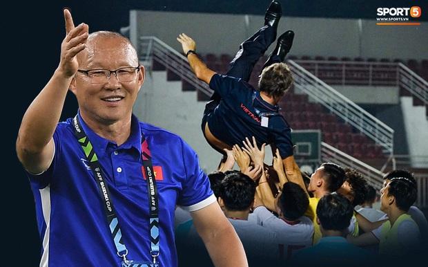 Bóng đá Việt Nam đang có 2 thầy Park giống nhau đến từng li, đều muốn World Cup không còn là giấc mơ - Ảnh 2.