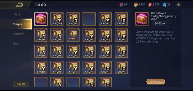 Liên Quân Mobile: Game thủ được Garena bonus thêm 999 Quân Huy sau vụ xóa Rương skin - Ảnh 1.