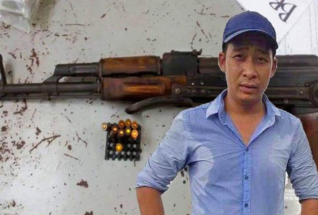 Ngoài súng, đạn, còn phát hiện cả kíp nổ trong vụ Tuấn khỉ bắn thương vong 7 người - Ảnh 1.