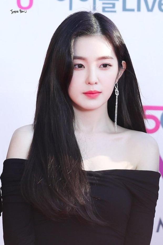 Dù fan rất mong mỏi nhưng Irene lại chưa bao giờ dám để tóc ngắn, bởi lẽ kiểu gì cũng gây tranh cãi lớn - Ảnh 1.