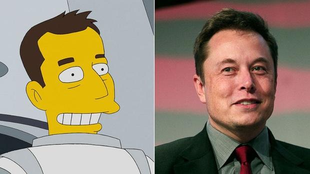 Elon Musk: Vị tỷ phú công nghệ nổi tiếng bốc đồng lại là cameo trong nhiều bom tấn đình đám thế giới - Ảnh 2.