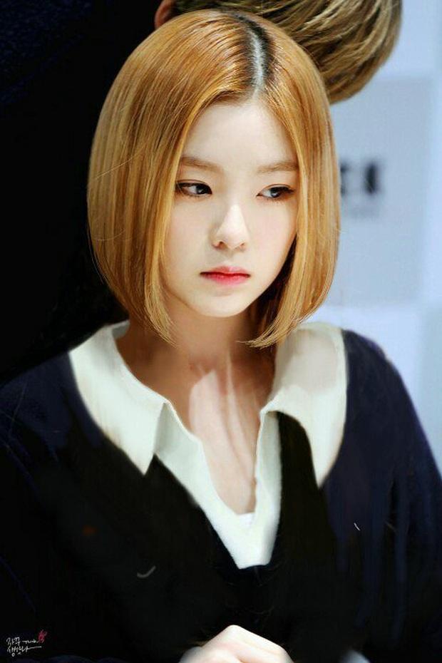 Dù fan rất mong mỏi nhưng Irene lại chưa bao giờ dám để tóc ngắn, bởi lẽ kiểu gì cũng gây tranh cãi lớn - Ảnh 11.