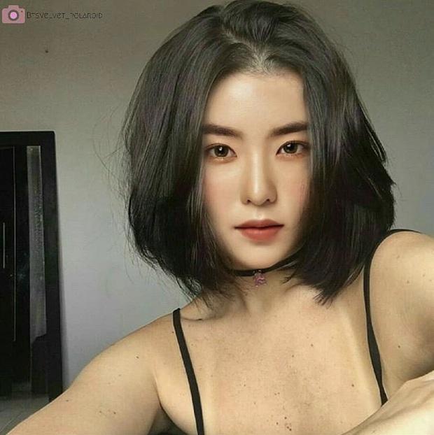 Dù fan rất mong mỏi nhưng Irene lại chưa bao giờ dám để tóc ngắn, bởi lẽ kiểu gì cũng gây tranh cãi lớn - Ảnh 12.